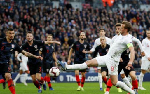 Afbeelding: Prachtige ontknoping op Wembley: Kane dompelt Spanje en Kroatië in rouw