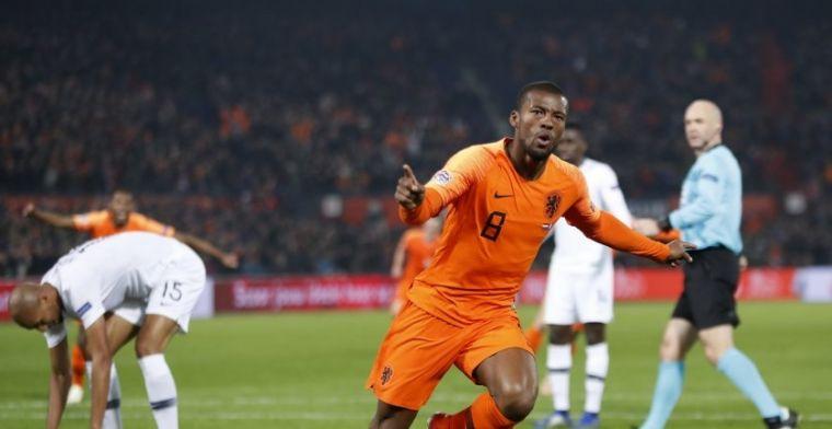 Verklaring voor sterke vorm in Oranje: 'Lekker spelen met De Jong en De Roon'