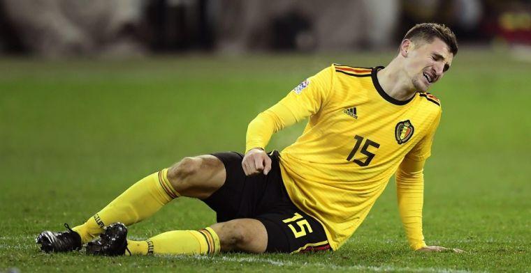 Meunier spaart eigen ploeg niet: De slechtste match ooit bij de Rode Duivels