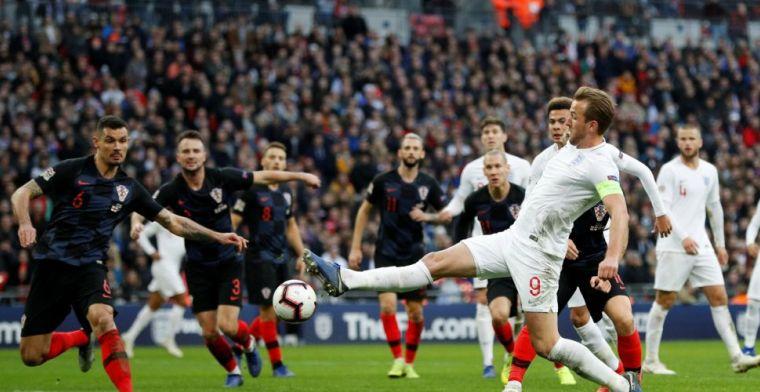 Prachtige ontknoping op Wembley: Kane dompelt Spanje en Kroatië in rouw