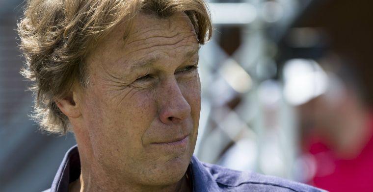 Kraay verspreidt roddel over Almere-spits: Hij heeft het centrum ontdekt