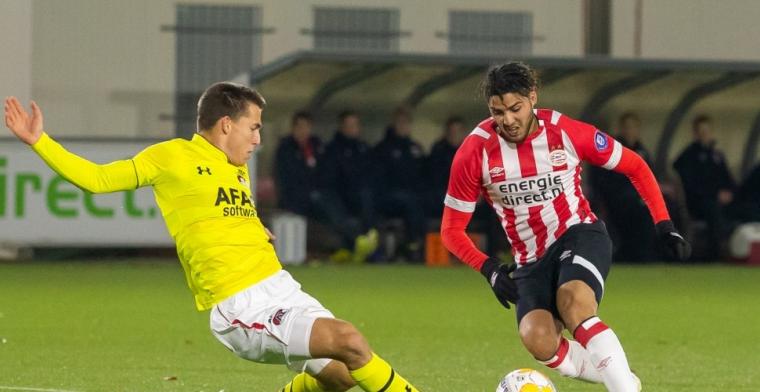 Miljoenenaankoop PSV: 'Ik leef van goals, stapje voor stapje gaat alles beter'