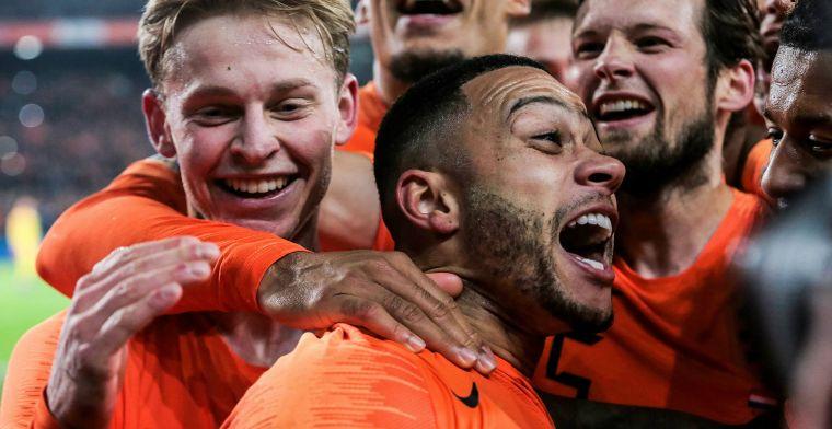 Nations League voor dummies: dit staat Oranje te wachten bij een goed resultaat