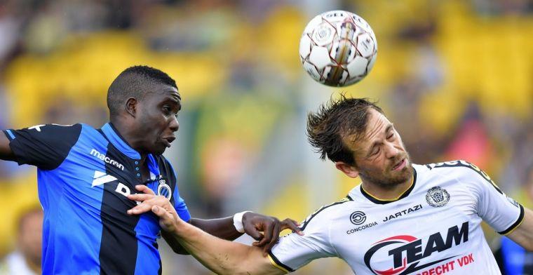 De Sutter laat zich uit over vertrek bij Club Brugge: 'Preud'homme kwam bij mij'