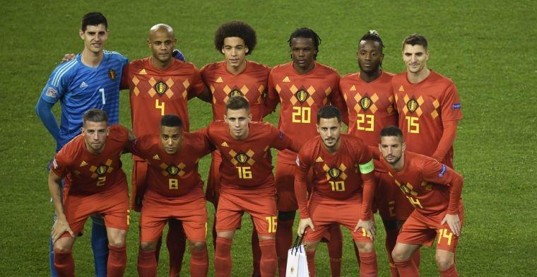 """Zwitserland is niet bang van België: """"Wij hebben al grote matchen gespeeld"""""""