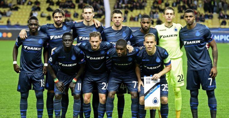'Spaanse topploeg wil twee sterkhouders van Club Brugge weghalen uit België'