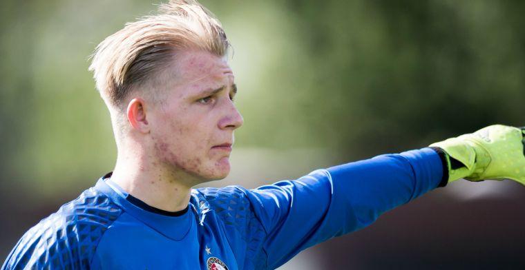 'Toen ik dit hoorde van Feyenoord, vroeg ik gelijk wanneer ik kon tekenen'