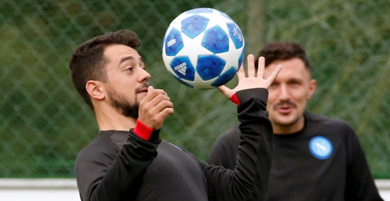 'Younes kan Napoli na nul speelminuten alweer tijdelijk de rug toekeren'