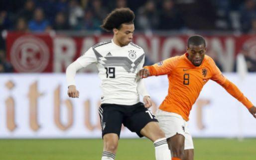 Afbeelding: Oranje naar Final Four na onwaarschijnlijke comeback in Duitsland: 2-2 in extremis