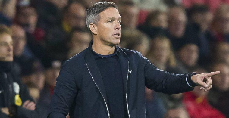 Update: Kwakkelend FC Dordrecht zet De Nooijer per direct op straat