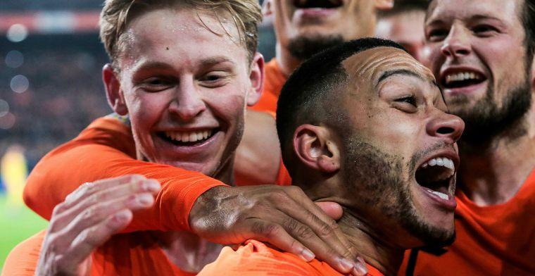 Kluivert: 'Ik zei toen al dat Frenkie een fantastische speler kon worden'