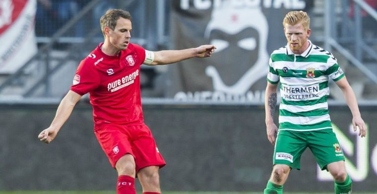 'Twente wil terug naar de Eredivisie, maar we moeten de realiteit niet vergeten'