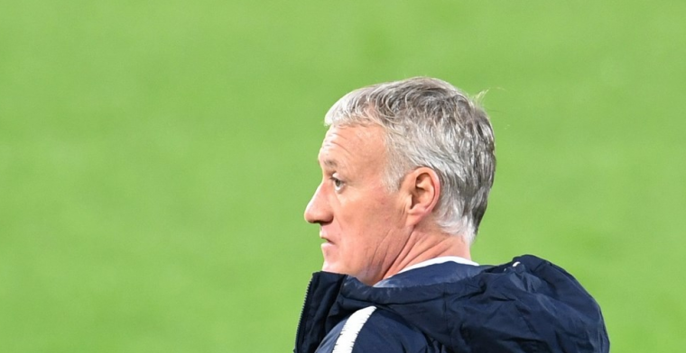 'Deschamps straft spelers na verlies in De Kuip: Les Bleus leveren vrije avond in'