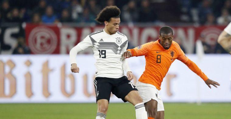Oranje wendt kansloze nederlaag af en pakt Final Four-ticket in blessuretijd