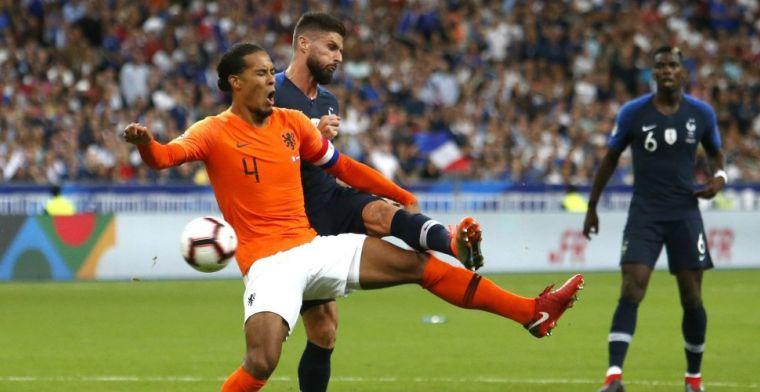 'Mijn doelpunt tegen het Nederlands elftal heeft me echt goed gedaan'