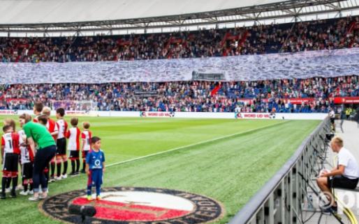 Afbeelding: Feyenoord breekt met hoofd jeugdopleidingen: 'Geen verdere mededelingen'