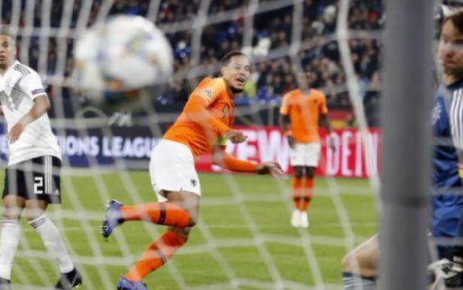 Afbeelding: Van Dijk troost scheidsrechter: