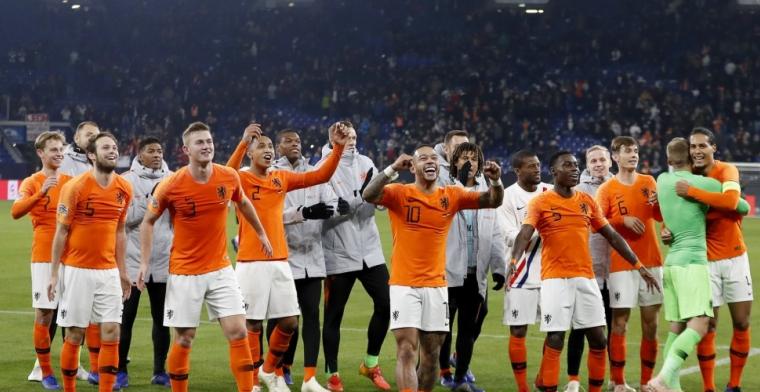 'Van Dijk zorgt voor nieuw hoofdstuk in rivaliteit tussen Nederland en Duitsland'