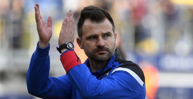 Sterkhouder Club Brugge out voor Zulte, Dennis keert terug