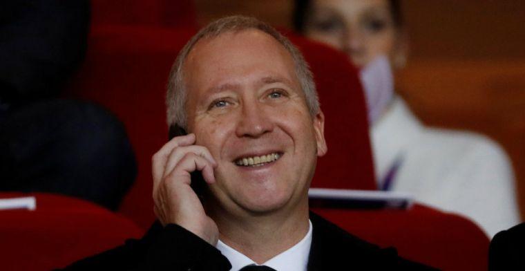 'Vice-president AS Monaco vangt tien procent van winst bij uitgaande transfers'