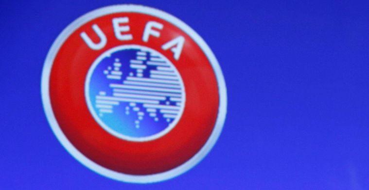 "Na Propere Handen geeft UEFA-baas fout toe: ""Geen controle meer"""