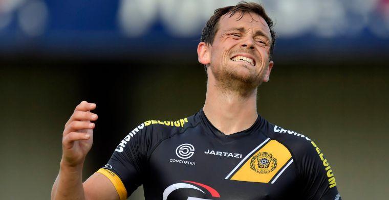 'Tom De Sutter mag zich tot nieuwjaar bewijzen bij eersteklasser'