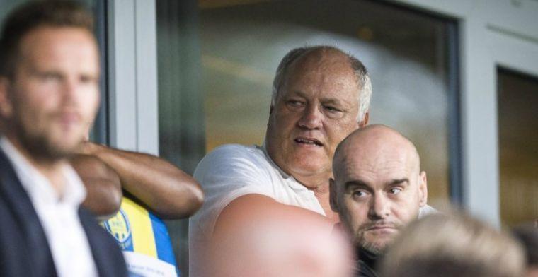 Jol betaalde boete voor Berbatov uit eigen zak: 'Hij knipoogde: boss, don't worry'