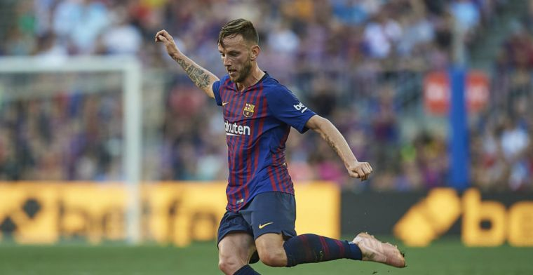 'Rakitic liet megadeal met PSG lopen en mag elke Barça-wedstrijd spelen'