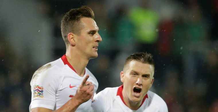 Polen duwt Duitsland in Pot 2 voor EK, Kosovo mag nog hopen na hattrick Zeneli