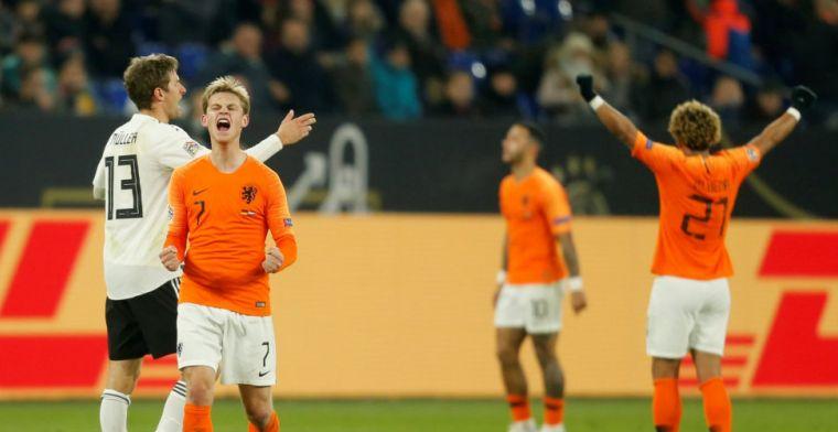 'Willem II en RKC volgen Frenkie-ontwikkelingen op de voet: 4,8 en 2,8 miljoen'
