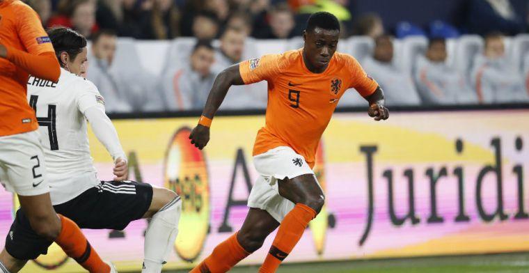 Promes over wedstrijden tegen Frankrijk en Duitsland: 'Haha, dat is wel gebleken'