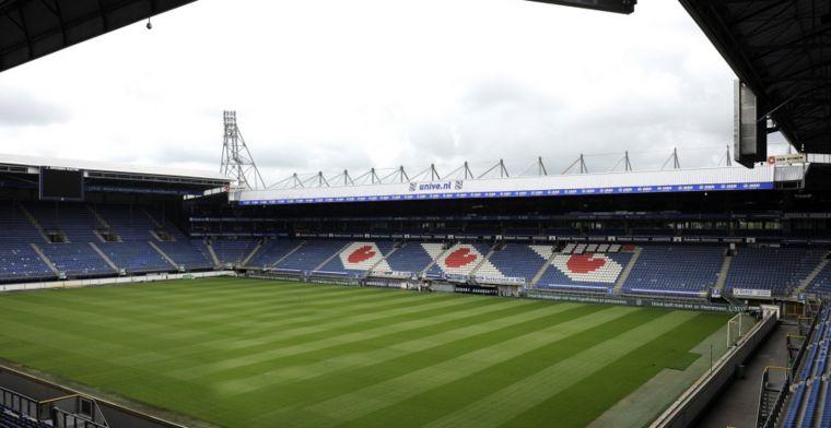 'Sponsors, supporters en medewerkers maken zich grote zorgen over Heerenveen'