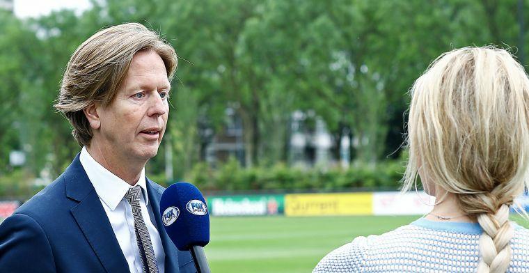 Feyenoord moet 444 miljoen bij elkaar krijgen: 'Het gaat de kloof niet dichten'