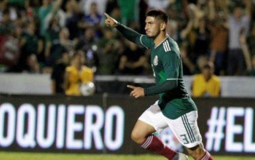 Afbeelding: 'PSV en Ajax concurreren: interesse in veelscorende international van Mexico'