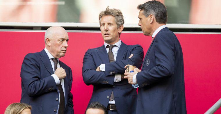 Van der Sar wil 'hele aardbol Ajax-sausje geven': Interessante markt