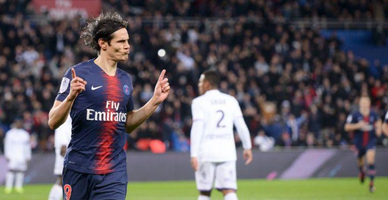 Paris Saint-Germain blijft ook zonder Neymar en Mbappé foutloos in Ligue 1