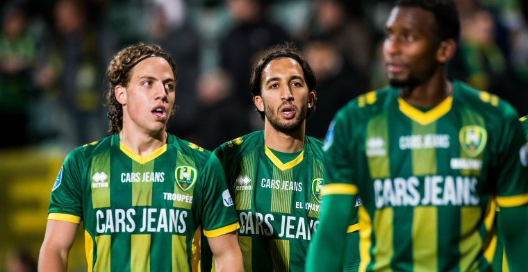 Uitblinker El Khayati neemt ADO bij de hand tegen PEC Zwolle