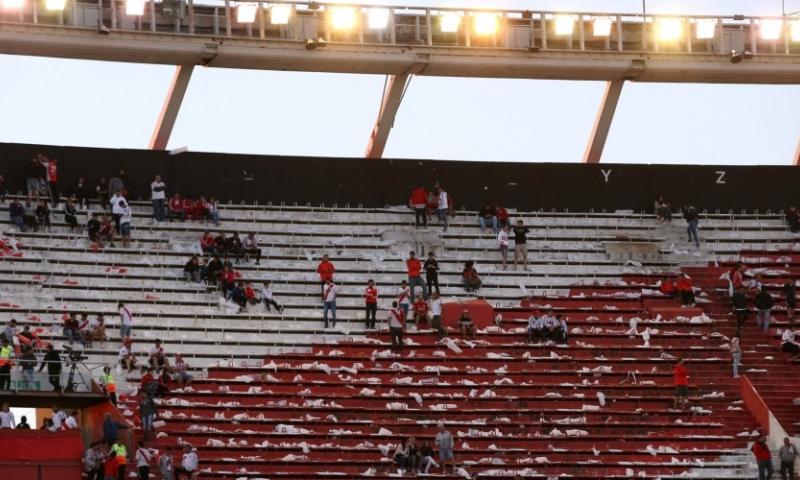 Afbeelding: Update: Boca Juniors krijgt zijn zin, finale wordt opnieuw verplaatst