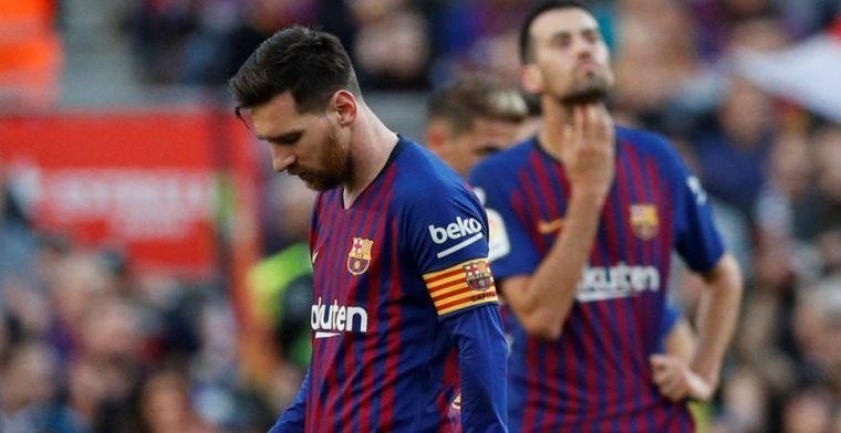 Ongekende cijfers: Barcelona betaalt gemiddeld twaalf miljoen salaris per speler