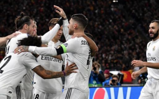 Afbeelding: Groep G: Real Madrid en AS Roma naar volgende ronde Champions League