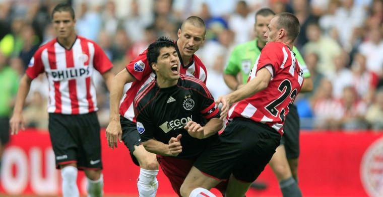 'Suarez tikte op mijn schouder: bedankt, opa. Ik zei: als we het zo gaan doen...'