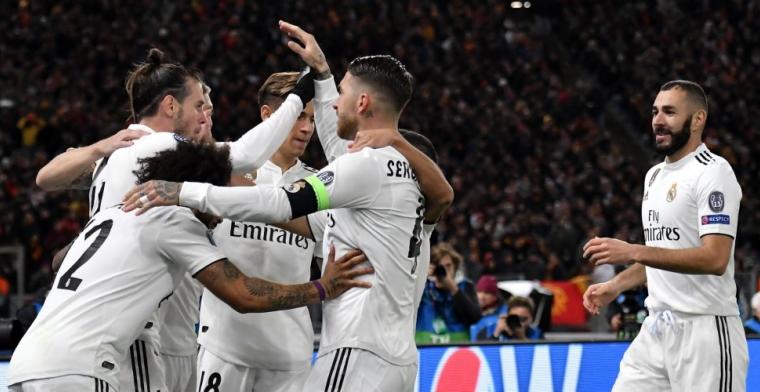 Groep G: Real Madrid en AS Roma naar volgende ronde Champions League