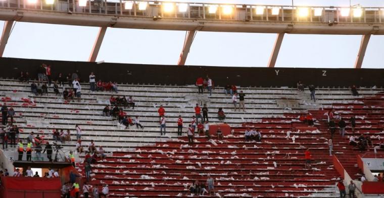 Update: Finale tussen River Plate en Boca Juniors op neutraal terrein ingehaald