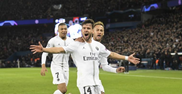 Groep C: Uitschakeling dreigt voor Liverpool na nederlaag in Parijs