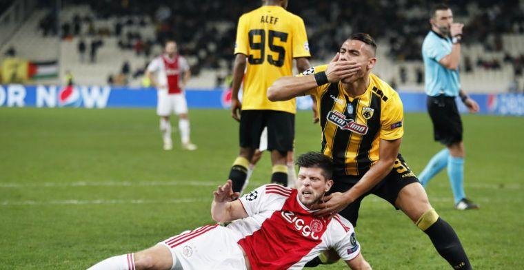 Huntelaar waarschuwt rellende Ajax-fans: Wij zijn te gast in het buitenland