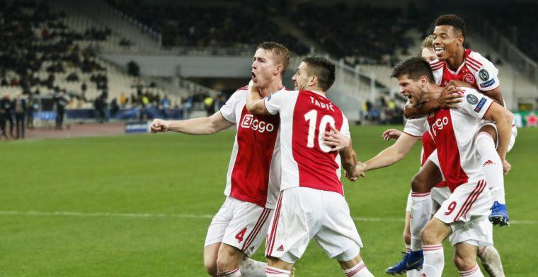 Ochtendkranten over 'verrassingselftal Ajax': 'Topprestatie Ten Hag en Overmars'