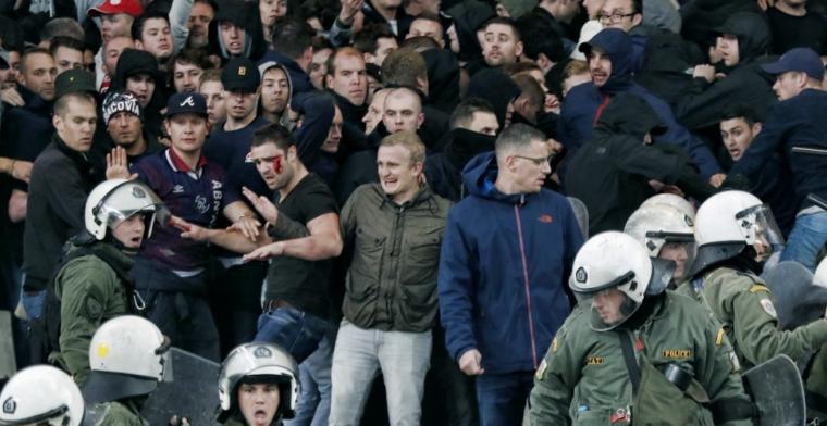 AEK komt met statement: 'Voelen geen behoefte om iemand anders de schuld te geven'