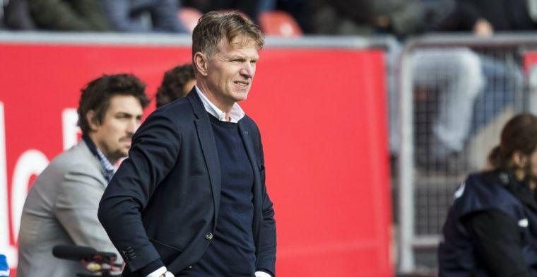 'Over het kwaliteitsverschil met Ajax hoeven we niet moeilijk te doen'