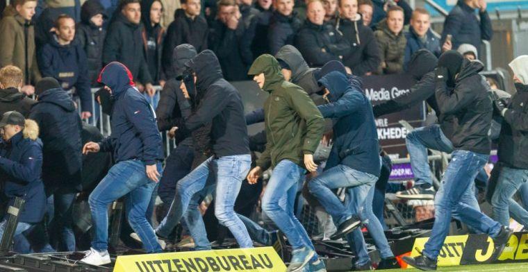 Twente komt met statement: KNVB legt stadionverboden van vijf tot zeven jaar op