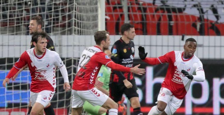 Advocaat ziet FC Utrecht gelijk spelen na dramatische start bij Excelsior